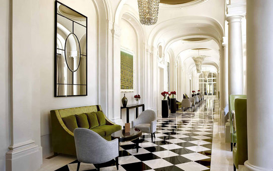 Trianon Palace Versailles France