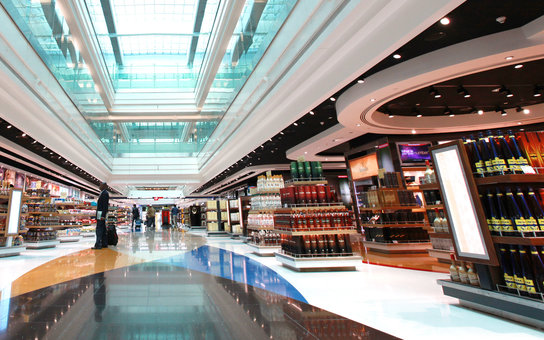Duty Free Alcohol Shopping in Airports