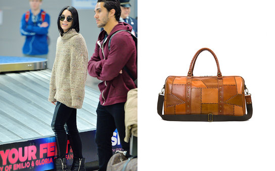 Patricia Nash Vanessa Hudgens Celebrity Luggage