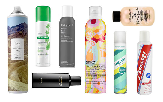 Best Dry Shampoos for Greasy Hair
