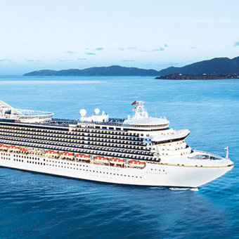 Crown Princess Cruises
