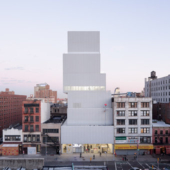 The New Museum, New York City