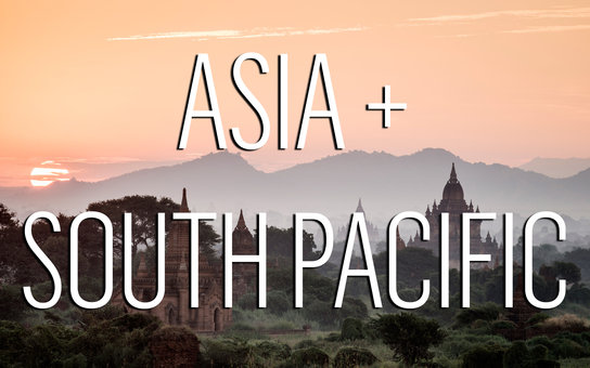 Southeast Asia Honeymoon Destinations