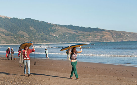 Bay Area's Best Tiny Beach Towns