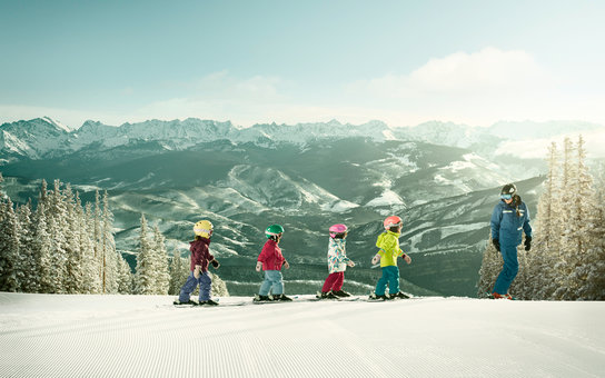 Beaver Creek ski school