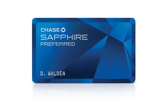 Chase sapphire card