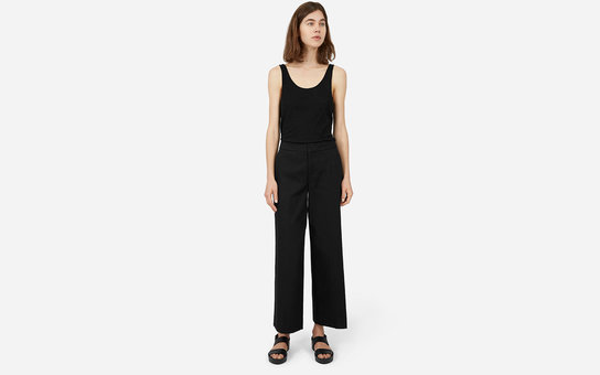Everlane Slouchy Wide Leg Pant