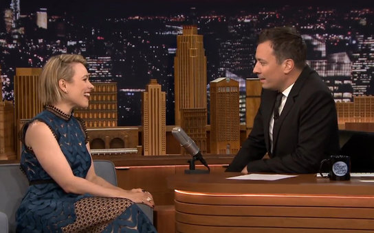 Rachel McAdams on Jimmy Fallon