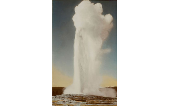 Old Faithful Frank Jay Haynes