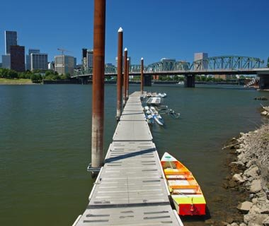 Portland, Oregon in Summer