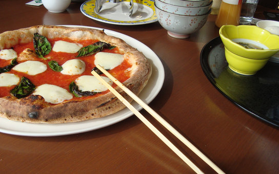 Rise of Italian cuisine in Japan