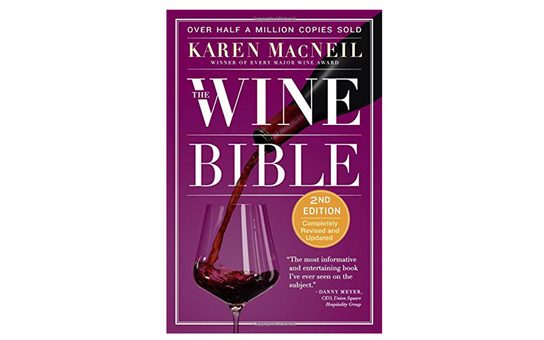 Karen MacNeil's The Wine Bible