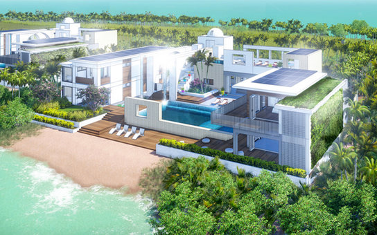 Leonardo Di Caprio May Turn His Belize Property into an Eco-Resort