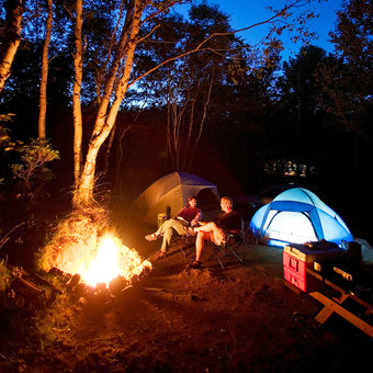 Best Places to Camp in Maine