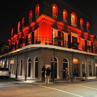 Haunted Places in New Orleans