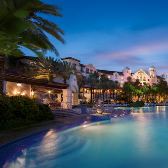 Top 5 Hotel Pools in Orlando