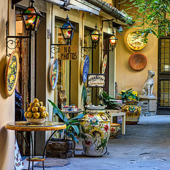 Best Souvenir Shopping in Tuscany