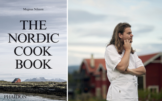 Magnus Nilsson Nordic Cookbook and Magnus Nilsson