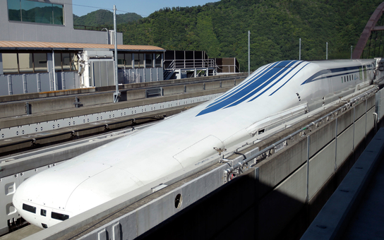High Speed train from NY to California