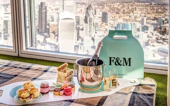 Picnic at The Shard