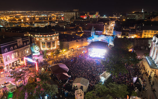Quebec Music Festival