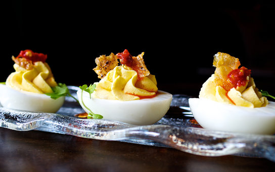 The Riggsby: Deviled Eggs