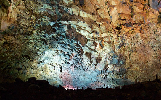 inside the Thrihnukagigur volcano