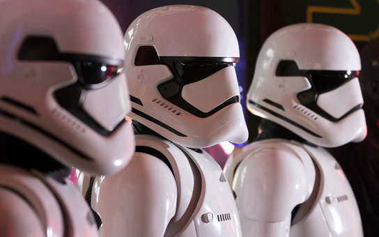 storm troopers star wars