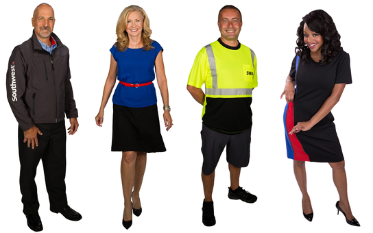 Southwest new Uniforms