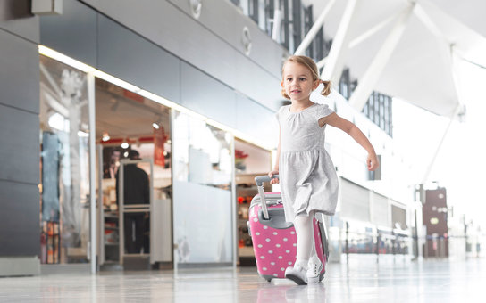 tear free toddler travel