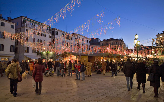 Christmas in Venice, Italy