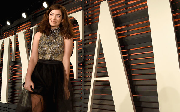 Lorde's Uber Driver Is Pumped About Famous People Who Aren't Lorde