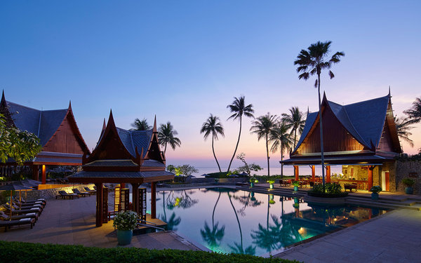 Chiva-Som,Hua Hin, Thailand romantic all inclusive resorts