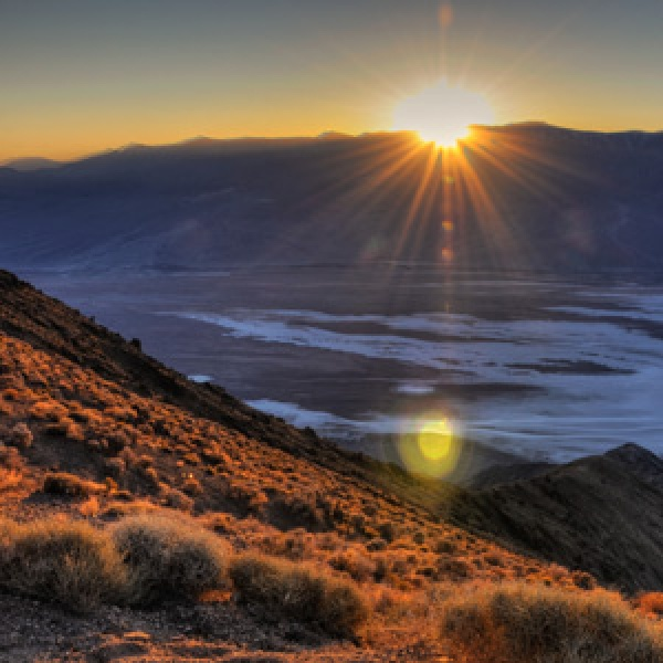 Discovering Death Valley, California's Living Desert