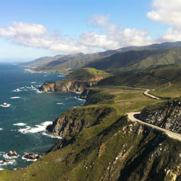 Hike and Drive Big Sur