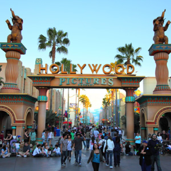 Los Angeles Tour: Hollywood