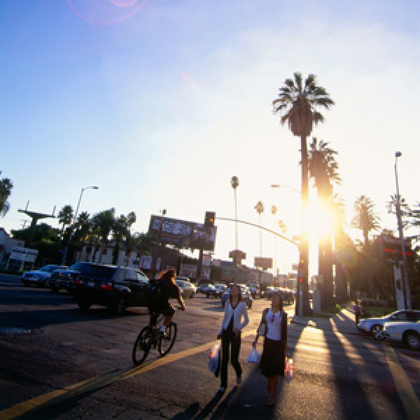 Los Angeles Tour: West Hollywood