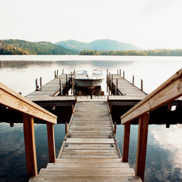 Sports and seclusion in lake placid travel leisure for Weekend getaway in ny