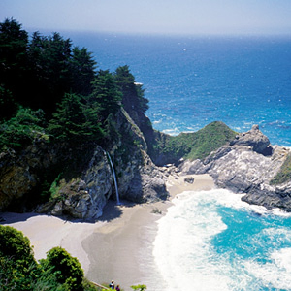 Getting Back To Nature In Big Sur Travel Leisure