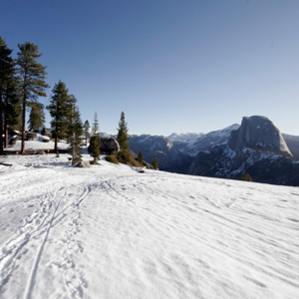 Nordic Skiing in Yosemite