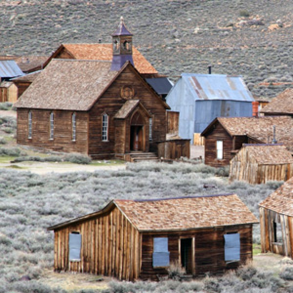 Touring Mammoth Lakes' Ghost Town