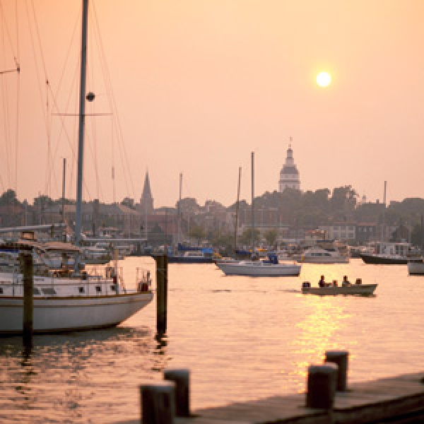 Navy-Themed Getaway to Annapolis