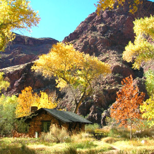 Phantom ranch grand canyon s end travel leisure for Grand ranch