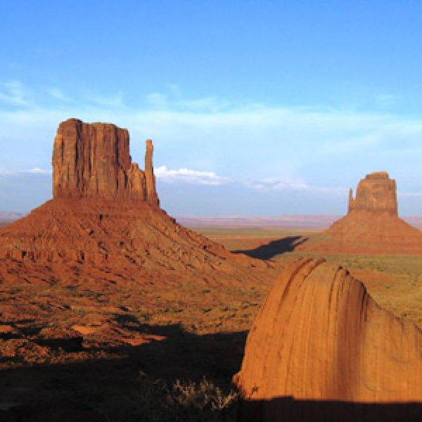 Monument Valley's Navajo Heritage