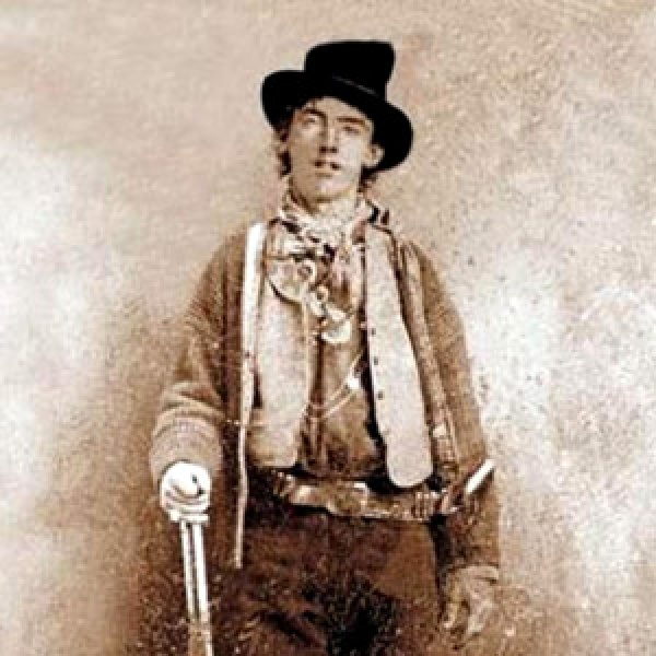 Lincoln Remembers Billy the Kid