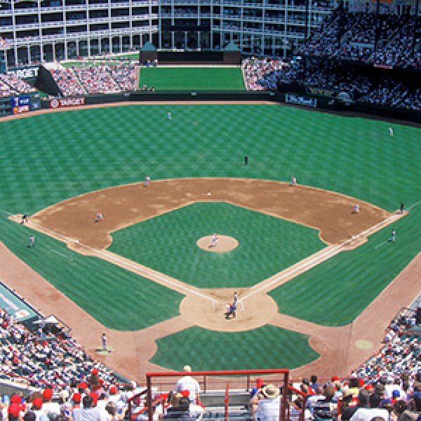 Sports Paradise in Arlington, Texas