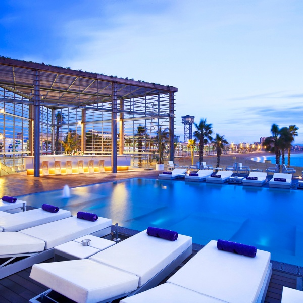 Spain travel guide travel leisure for Luxury hotel guide