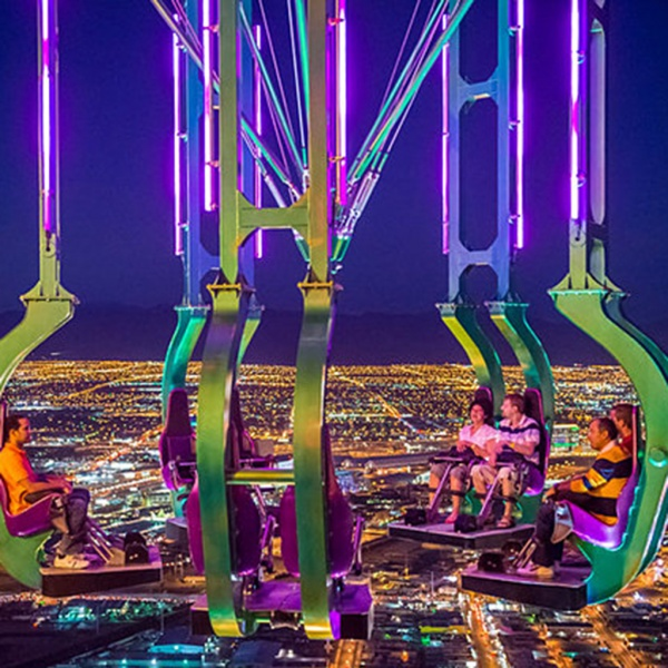 las vegas tourism and featured attractions Las vegas attractions need help finding the best things to do in las vegas we know what you want and we've got it roller coasters check  water features at aria.