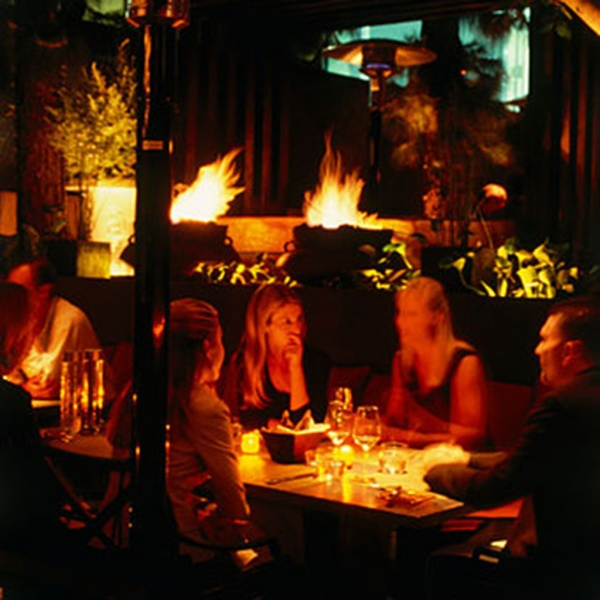 California travel guide travel leisure for Romantic restaurants in california