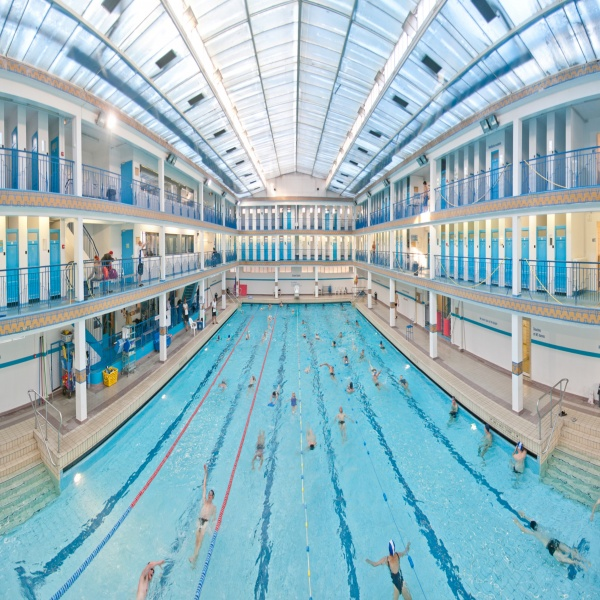 There are 39 public pools in paris these are the best for Public swimming pools paris
